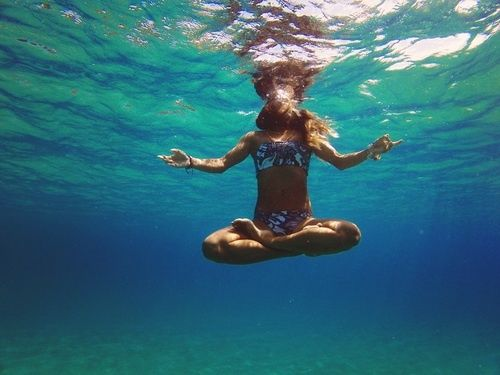 ☀️: Water, The Ocean, Blenders, Inner Peace, Snorkeling, Summer Girls, Meditation, Ocean Life, Teas Parties