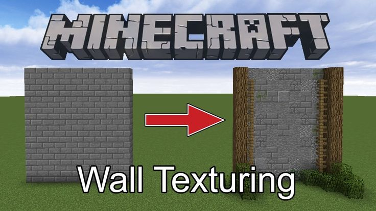 How to Add Texture to Stone in Minecraft - YouTube