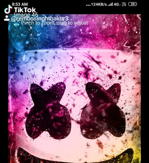 Tiktok Wall Picture Help You Convert Videos On Tiktok To Your Wallpaper Hd Wallpapers And Background Images Fu Wallpaper Iphone Cute Wallpaper Picture Wall