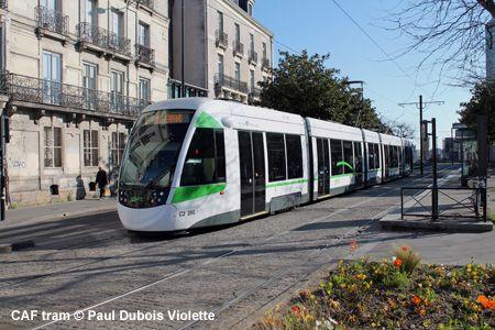 urbanrail net europe france nantes tram nantes trams pinterest europe nantes and. Black Bedroom Furniture Sets. Home Design Ideas
