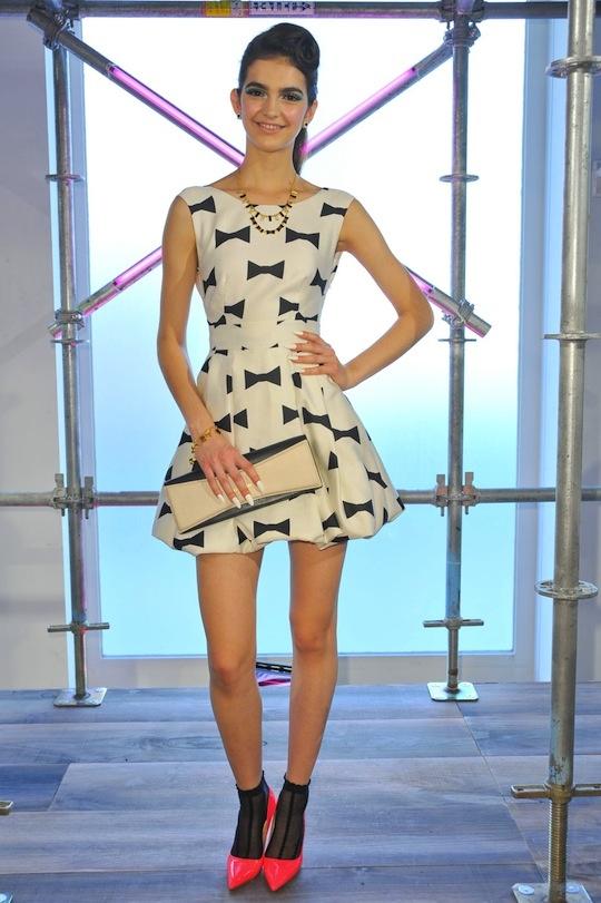 Kate Spade Spring 2013 from fashionista.com