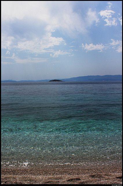 Hovolo beach - Skopelos island