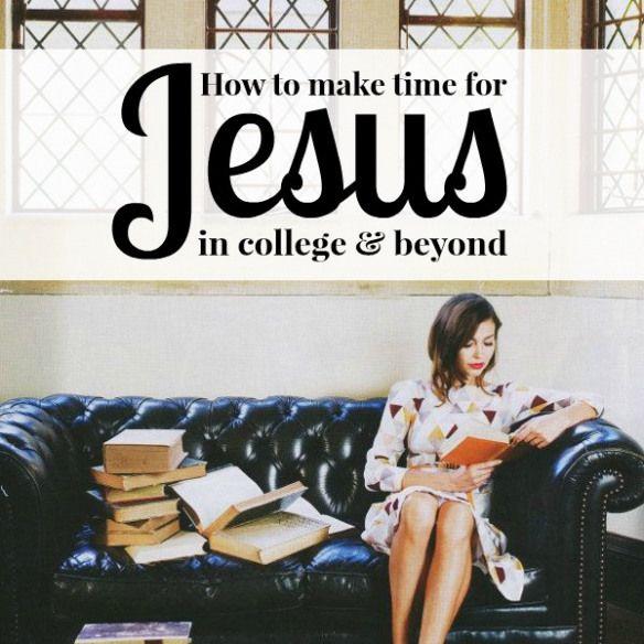 Jesus time
