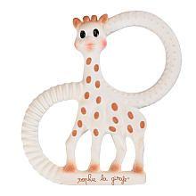 So'Pure Sophie Giraffe Teething Ring