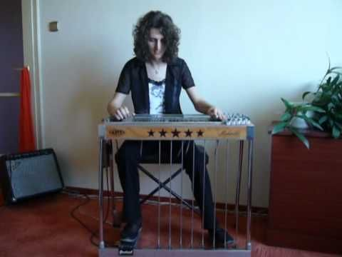 ▶ Hallelujah on pedal steel guitar - YouTube