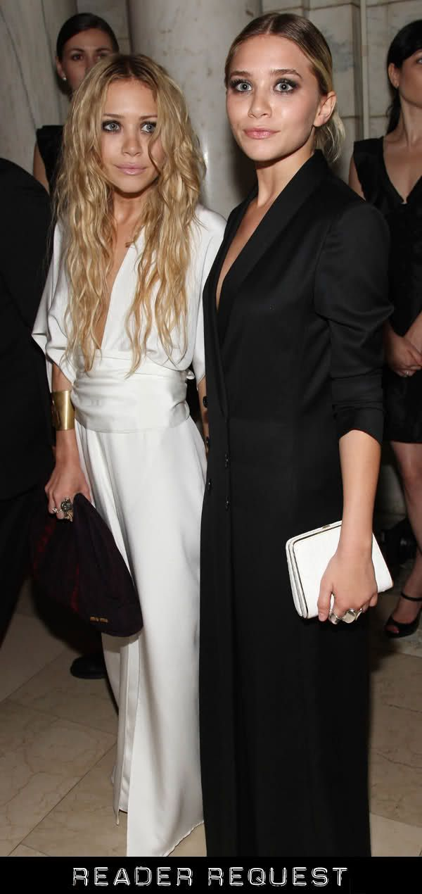 mary kate and ashley olsen my favorite people