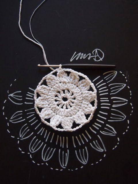 VMSomⒶ KOPPA: Valkoinen kukkaympyräKESÄKASSI