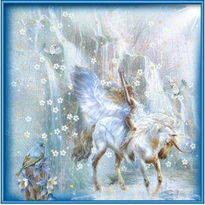 Fantasy world - Unicorn Fantasy