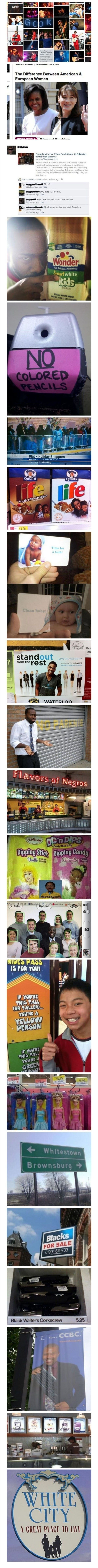Accidental Racism  - funny pictures #funnypictures