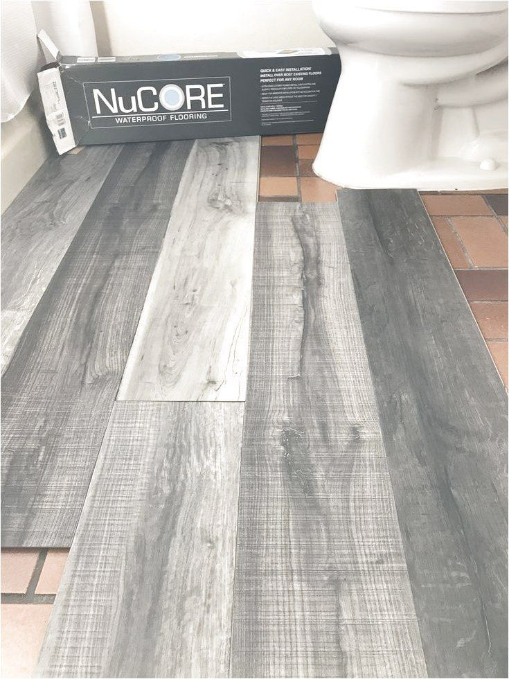 Bathroom Remodeling Ideas Before And After Master Bathroom Remodel Ideas Bathroom In 2020 Grey Vinyl Plank Flooring Allure Vinyl Plank Flooring Bathroom Remodel Cost