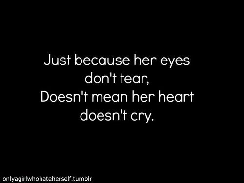 Sad Quotes For Teens Girls. QuotesGram