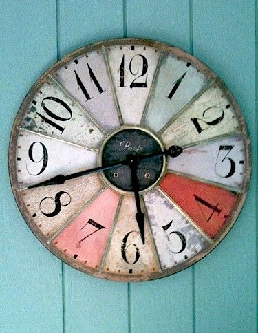 Nice clock. Matches with every color hehe
