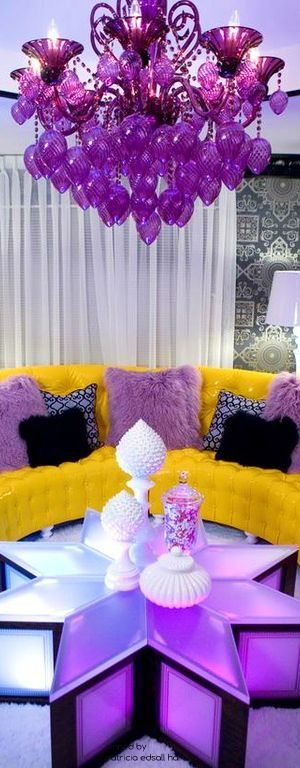 86 best purple home decor images on pinterest | interior