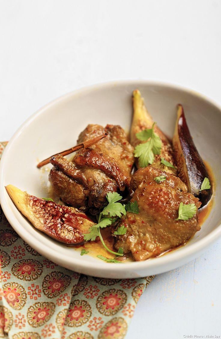 Surprenante volaille à viande rouge, facile à cuisiner, le canard donne un air de fête aux plats quotidiens... et au tajine !