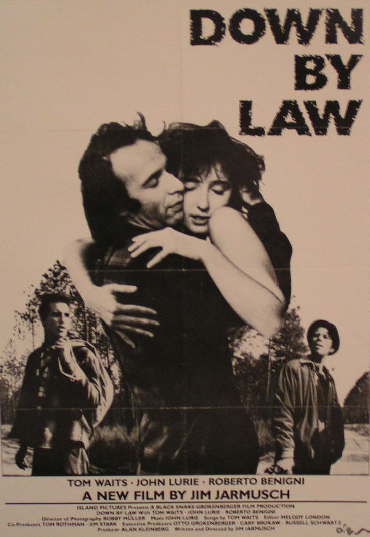 Down by Law by Jim Jarmusch - 1986