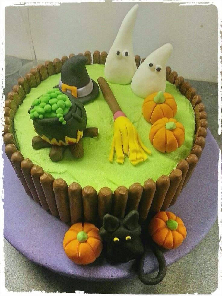 87 best images about halloween cake ideas on pinterest Cute easy halloween cakes
