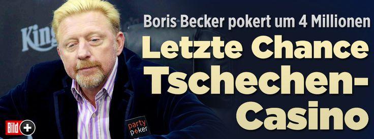 Jetzt pokert Boris für seine Gläubiger