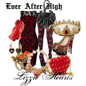 Ever After High - Lizzie Hearts