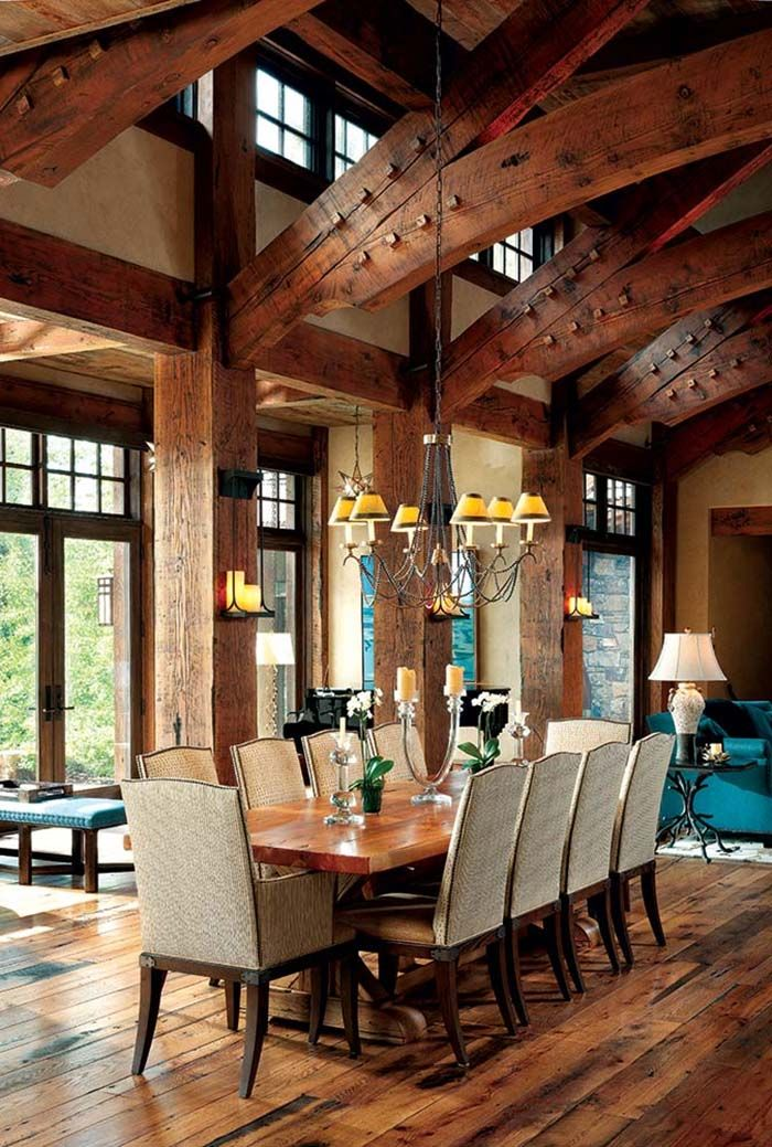 Best 25+ Rustic contemporary ideas on Pinterest | Rustic modern ...
