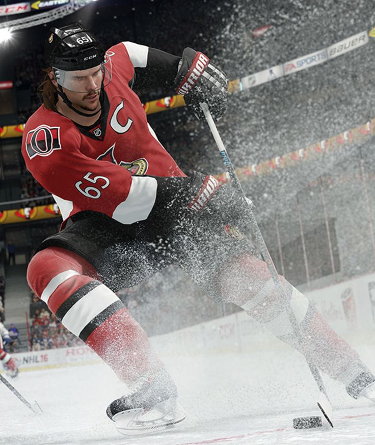 """""""NHL 16"""" Dieses Eishockey-Spiel hat verdammt viel Wumms!"""
