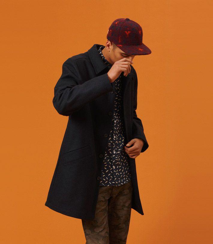 Libertine Libertine / FW 2013  #libertinelibertine #danish #denmark #fashion #label #streetwear  http://www.urbag.cz/vyborna-panska-moda-libertine-libertine-podzim-zima-2013/