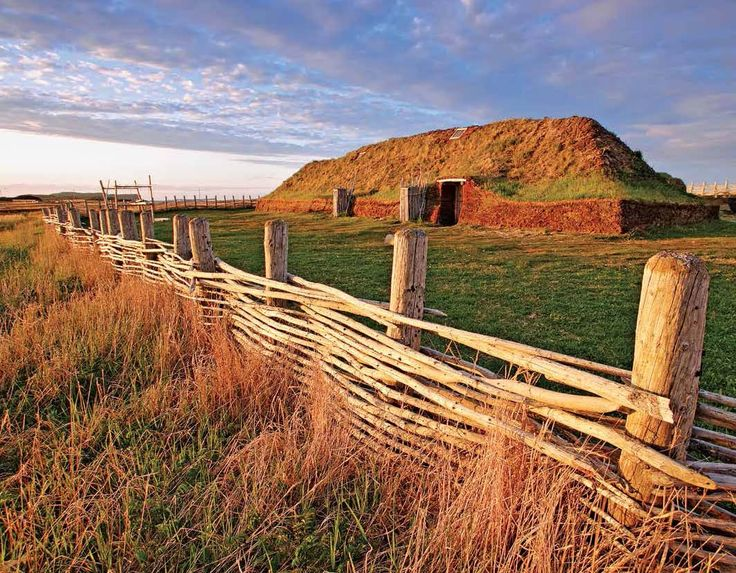 2017 Promo Calendars - Atlantic Canada  Atlantic Canada Scenic Maritime Provinces - November  L´Anse aux Meadows National Historic Site, St. Lunaire Griquet, Newfoundland and Labrador