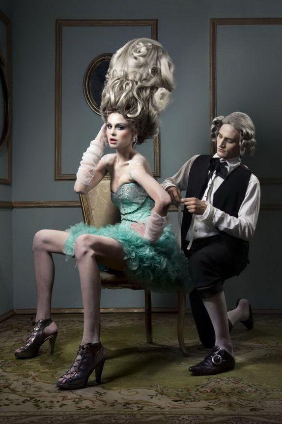 Coiffure Baroque Inspiration Marie Antoinette Et Son Coiffeur Leonard Marie Antoinette Reines De Beaute Photographie De Mode