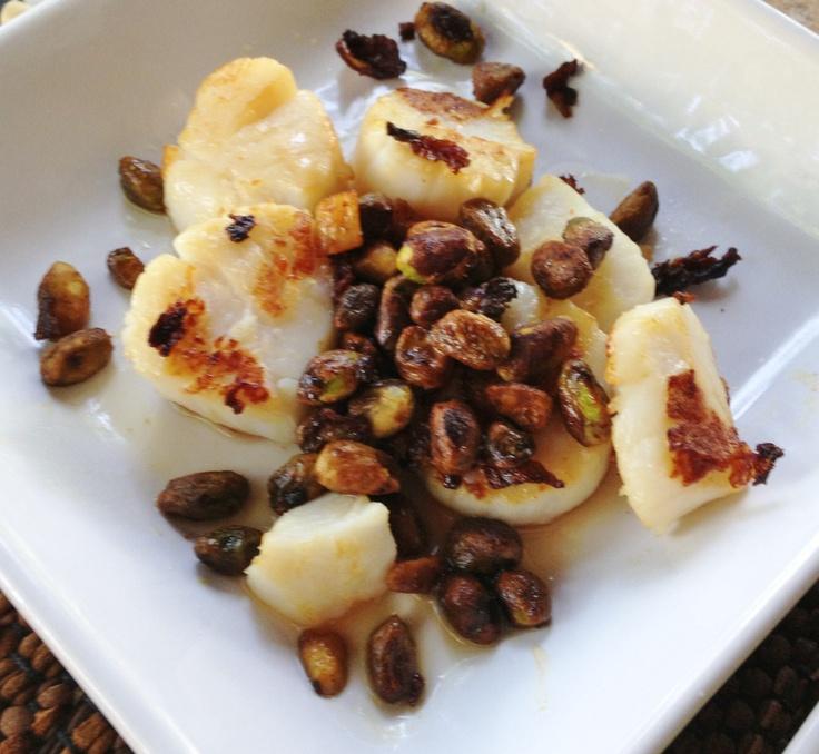 how to make pistachio sauce