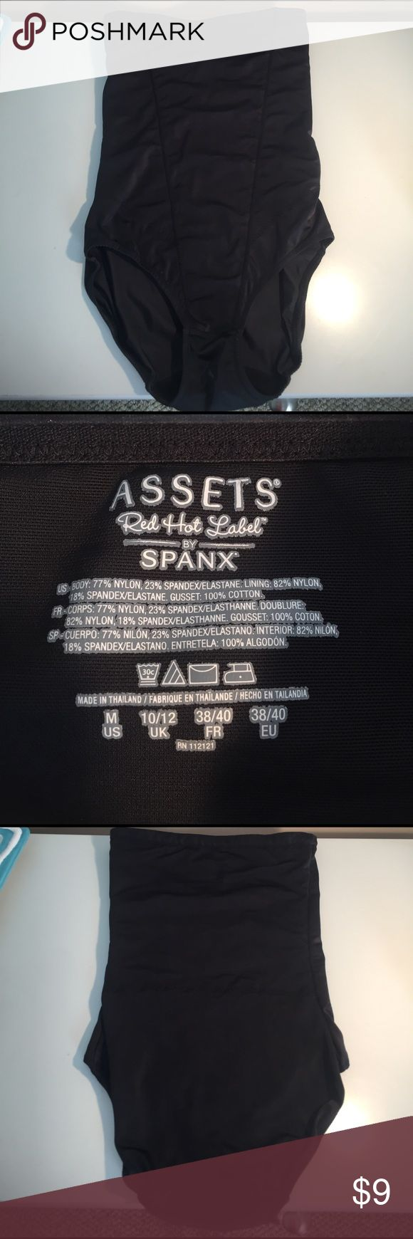 Assets By Spanx Medium Shape Wear Worn Once Assets By Spanx Medium Shape Wear Worn Once ASSETS by Sara Blakely Intimates & Sleepwear Shapewear
