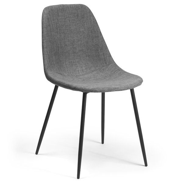 Debord Upholstered Side Chair Upholstered Dining Chairs