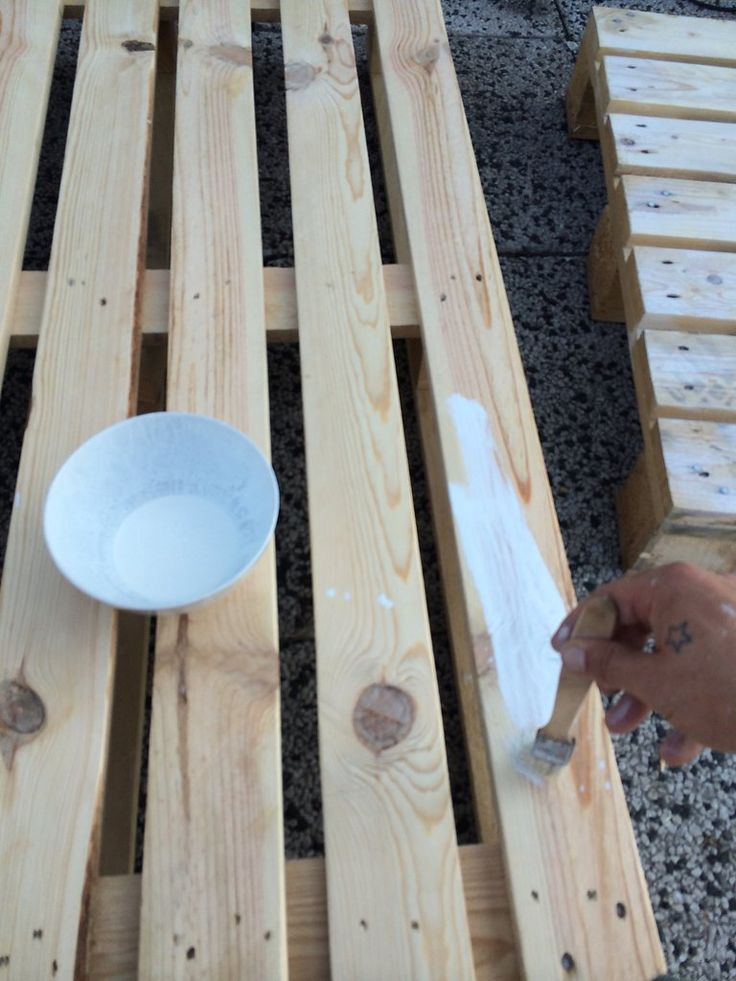 Anleitung Zum Paletten Lounge Bauen