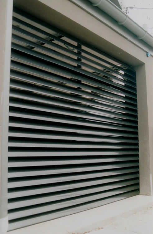 Ventilation Roller Doors Next
