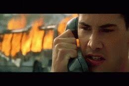 keanu reeves speed phone gif keanu gif