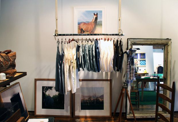 Seawall.  Portland, Maine.  Flexible retail space & gallery featuring locally made goods and artists.