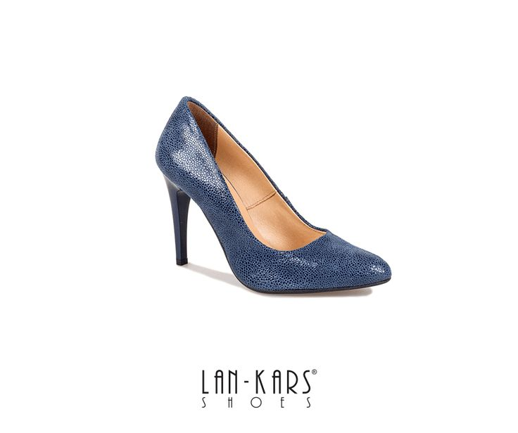 Piękne, kobiece szpilki w trzech kolorach.  #shoes #highheels #stilletos #high #navy #blue #red #gold #woman #style #fashion #leather #lankars