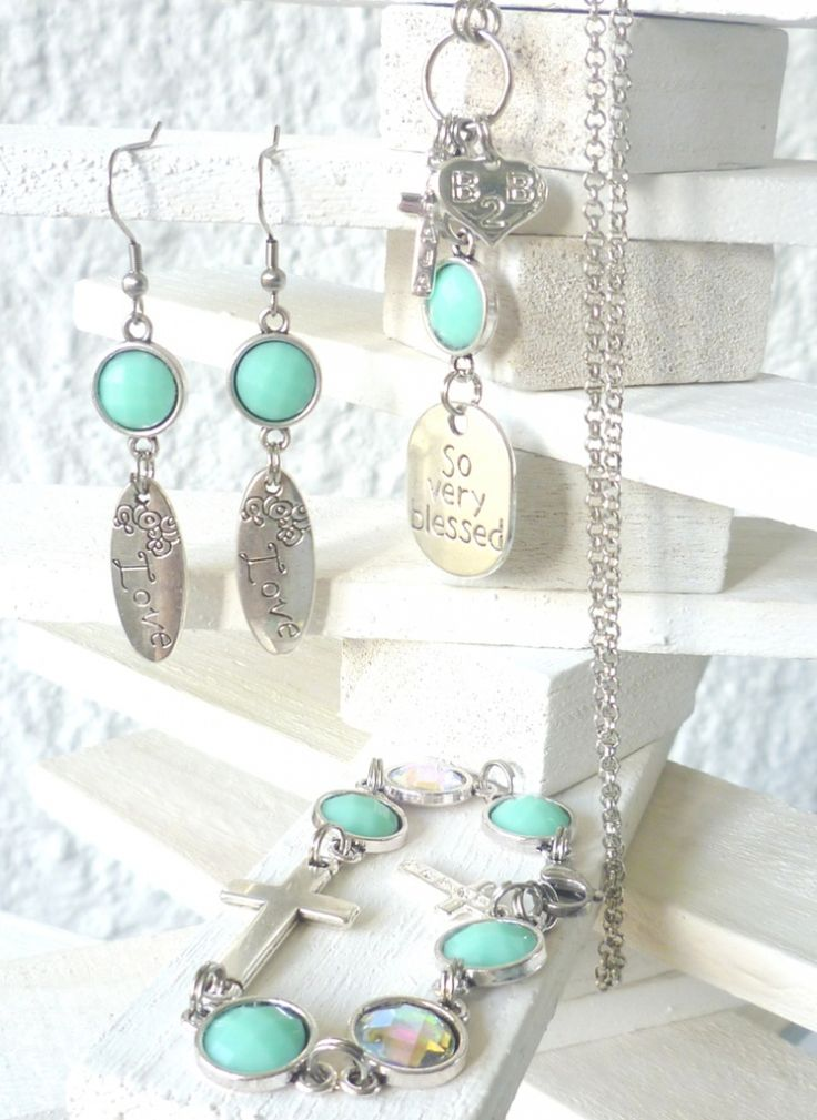 Prachtige turqoise sieraden van Adája, nieuwe collectie christelijke sieraden, Shine!