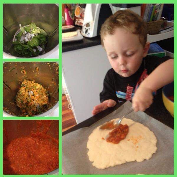 Recipe Sneaky Veg Pizza Base Sauce by LeeLee81 - Recipe of category Sauces, dips & spreads
