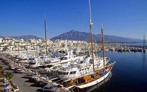 Looking for an Easter holiday that offers something different? Head to Marbella, the glitzy Spanish sunspot favoured by the stars.