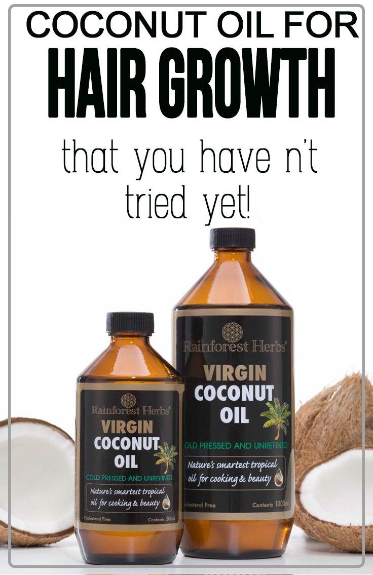 Louana Coconut Oil On Natural Hair