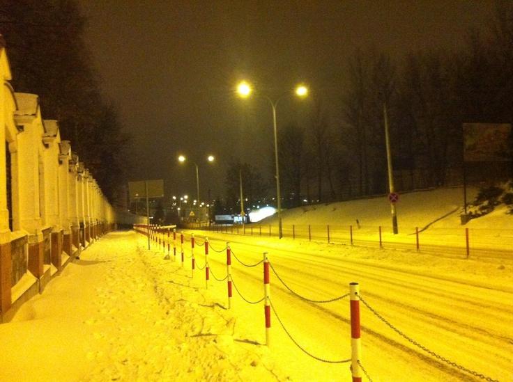 Night in Bialystok