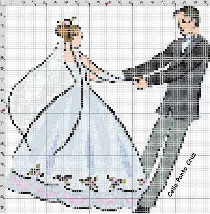 ♥♥♥Oi pessoal, tudo bem?! meu nome é Célia e decidi criar este blog para compartilhar diversos gráficos de ponto cruz que eu tenho tanto par