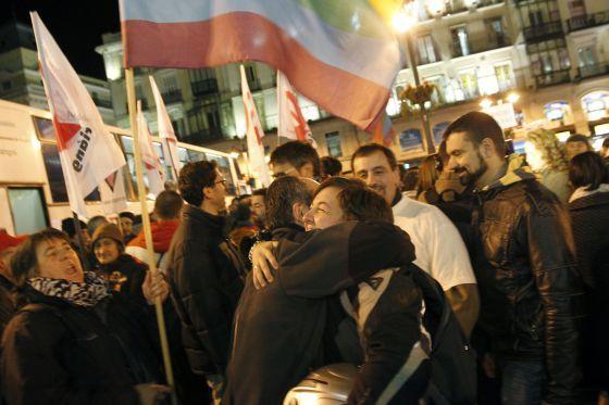El matrimonio gay es constitucional | Política | EL PAÍS