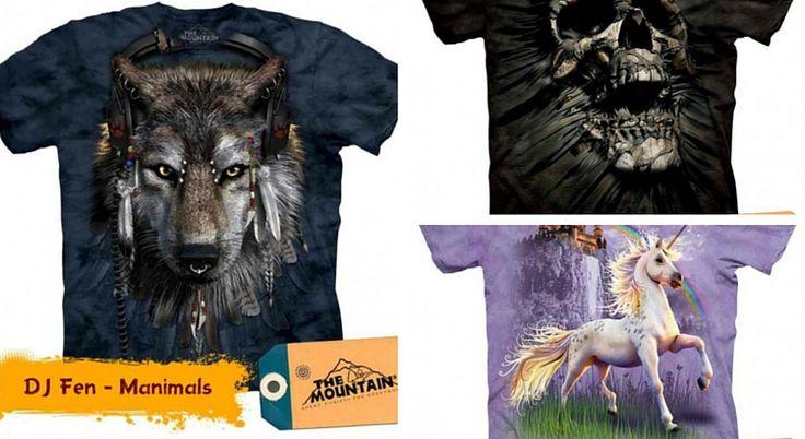 David Penfound, artistul multitalentat din spatele tricourilor The Mountain