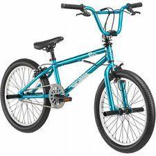 """BMX 20"""" Mongoose Fling 100 Girls' Freestyle Bike Teal Great Gift Ideas Free Ship"""