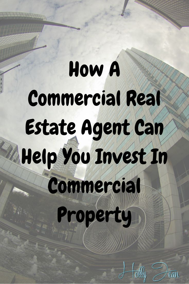 learn how to invest in commercial real estate