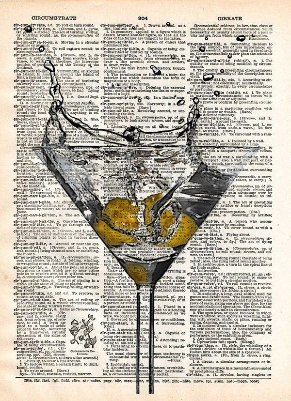 Martini splash art, Martini mancave art, bar art, cocktail art. Classic Martini with a mouthwatering splash! These unique and original artwork are printed on authentic vintage early 1900's dictionary
