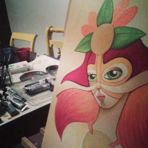Painting - Juliana Fusco
