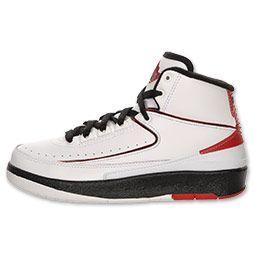 boys' grade school air jordan retro 2 basketball shoes