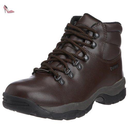 Hi-Tec Eurotrek, Chaussures randonnée femme - Marron (Marron),39 EU - Chaussures hi tec (*Partner-Link)