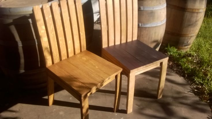 19 best muebles de barricas de roble reciclado images on Pinterest ...